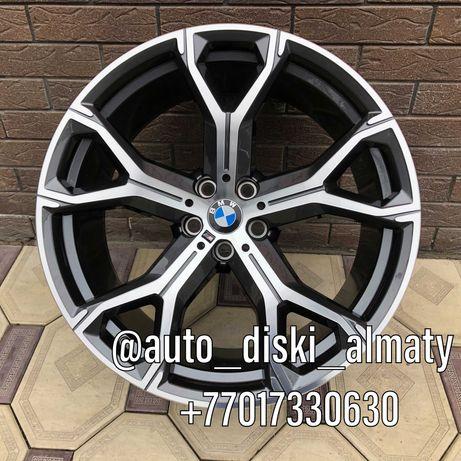 Диски R21 на BMW X5 (G05), X6 (G06), X7 (G07) БМВ