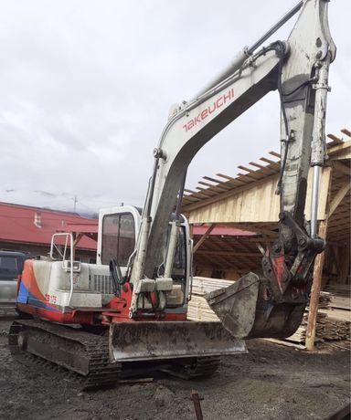 Excavator Takeuchi TB175