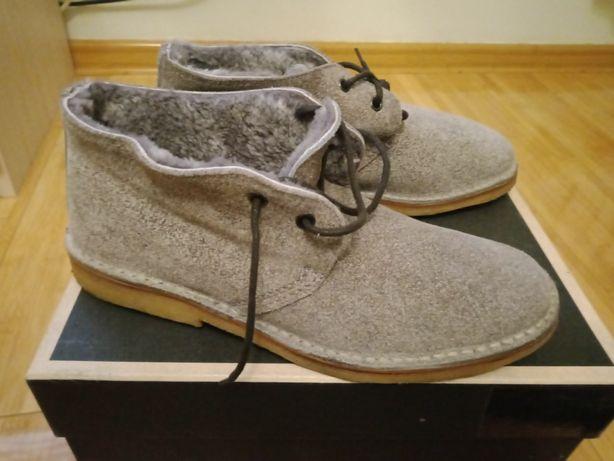 Ботинки ARFANGO Italy, зимние, мужские 43р,