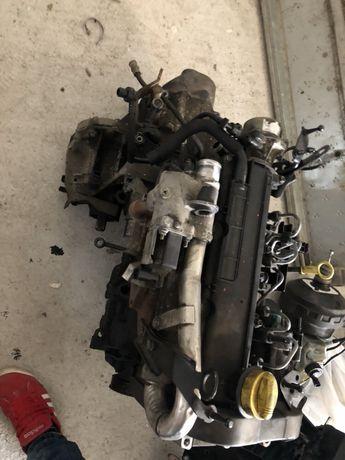 Motor 1.5 DCi E3