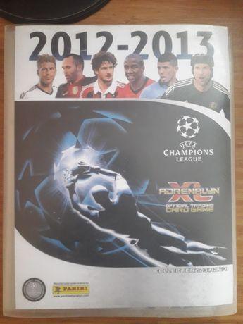 Vand/schimb album complet panini adrenalyn xl champions league 12/13