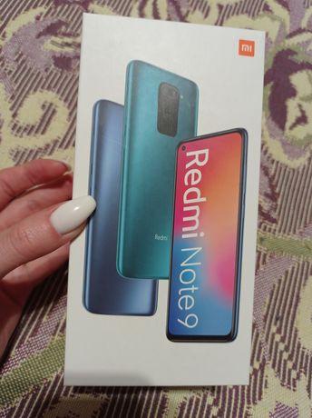 Redmi note 9 /64гб новый в идеальном состоянии