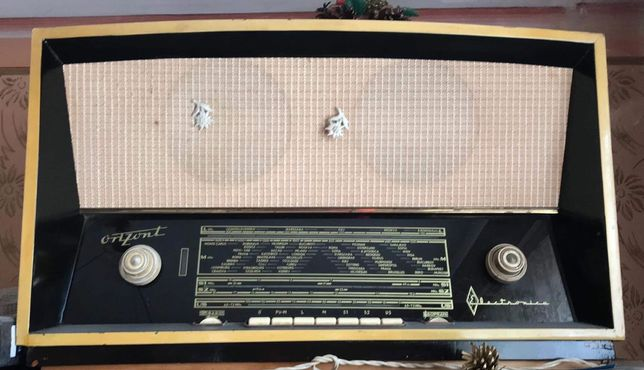 Radio Orizont-Electronica S-620 ,1962