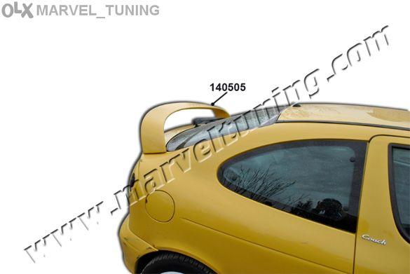 Тунинг спойлери за Renault Megane ( Рено Меган )