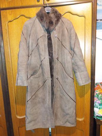 Cojoc dama Original Shearling , Spania, masura 44, blana miel
