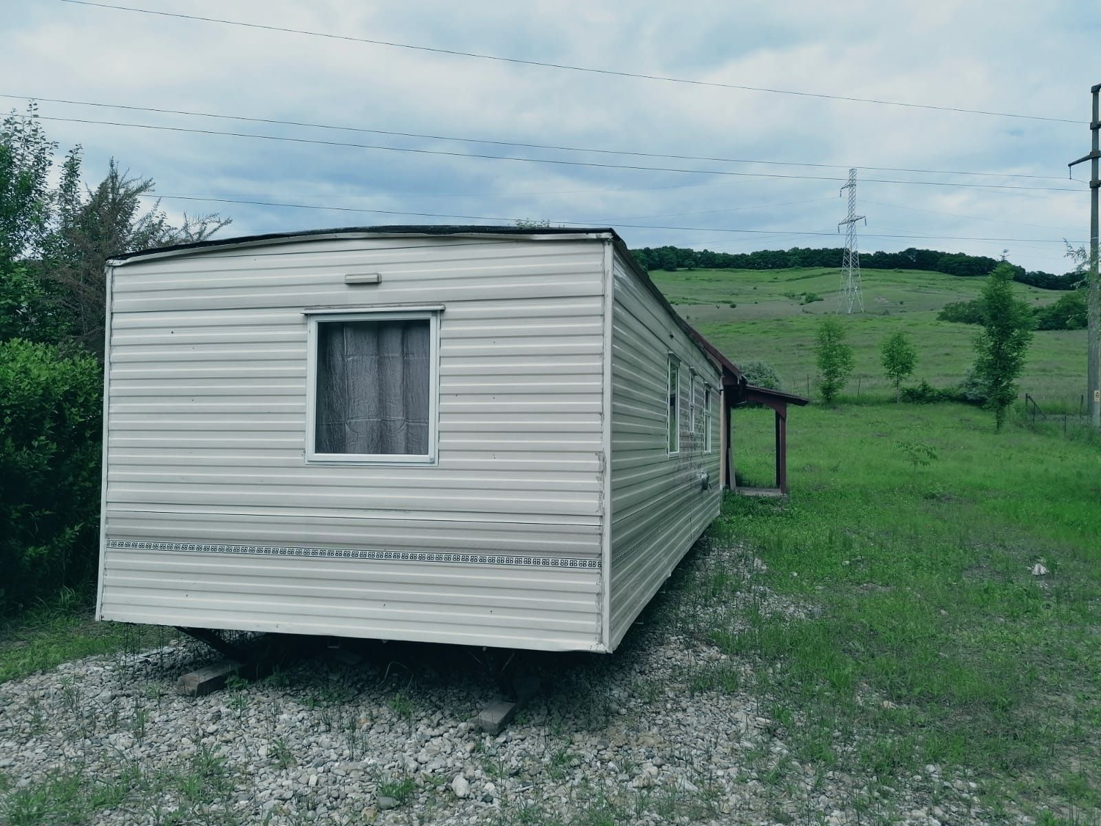 Casa mobila pe roti