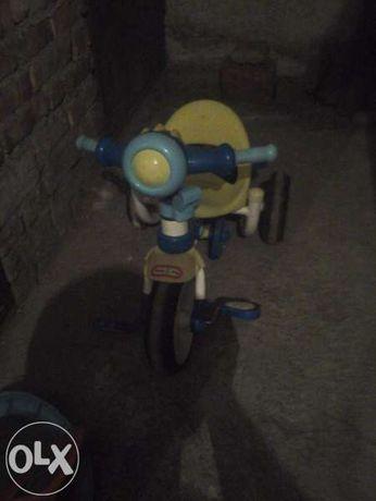 Детско колело и триколка