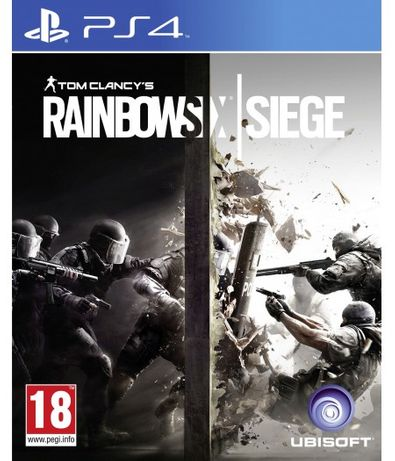 Tom Clancy's Rainbow Six Siege / PS4 / Игра / Нова / Playstation4 / TV