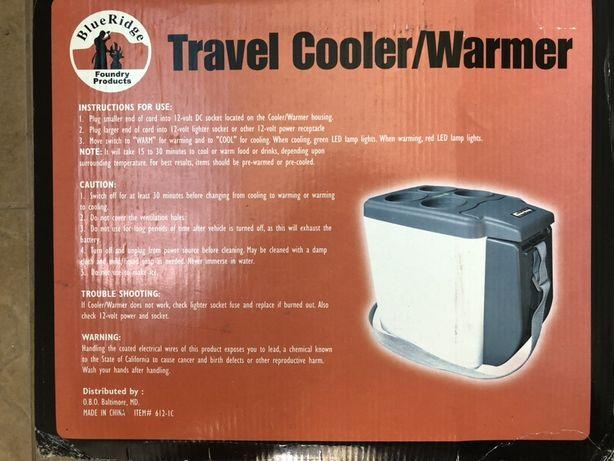 Cooler / warmer auto