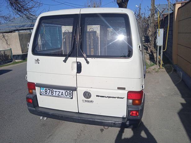 Фольксваген т 4 транспортер