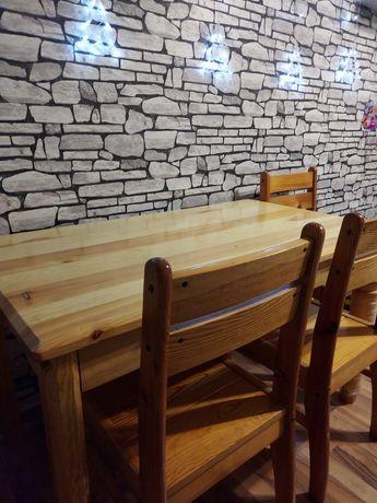 Стол и стуля комплект качественный