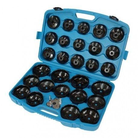 Ключове за маслени филтри -30 части