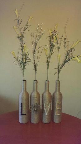 Декорация с бутилки LOVE