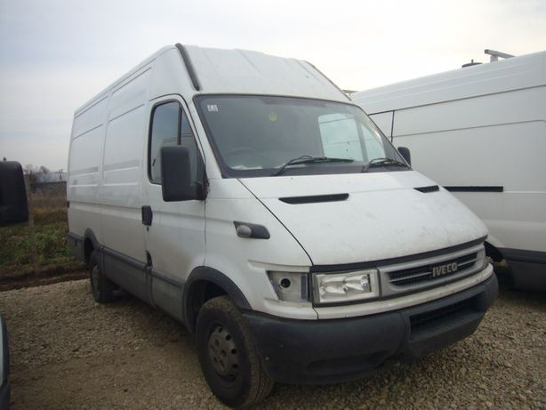 vand fata complecta iveco daily din 2007