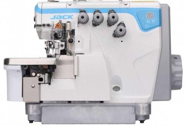 Продам промышленную швейную машину марки Jack E4-4 новый в упаковке