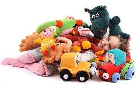 Оптовые поставки игрушек