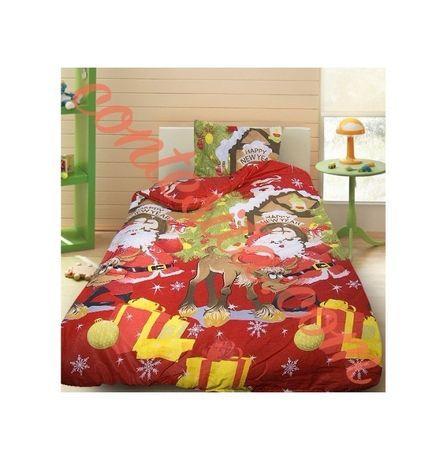 Коледен спален комплектот 3 части