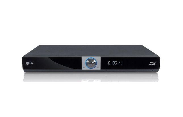 Vand Blu-Ray si media player LG BD370