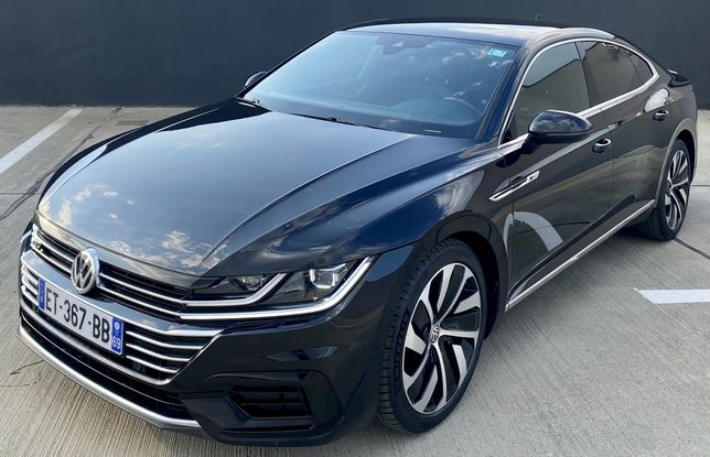 Vand Volkswagen ARTEON / R-line / an 2018 / 150cai / euro 6 / FULL