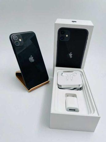iPhone 11 64GB Черный аккум 95% Алматы «Ломбард верный» С6210