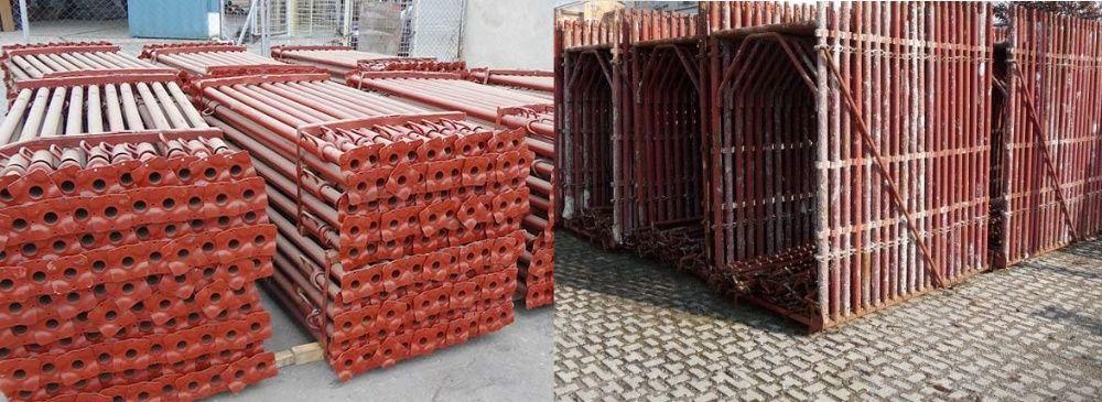 Inchiriez popi metalici 1,6 - 3,6 m reglabili si schele constructii Timisoara - imagine 1