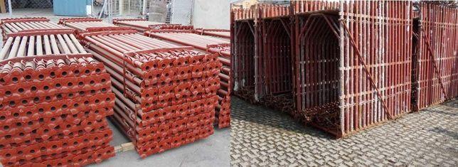 Inchiriez popi metalici 1,6 - 3,6 m reglabili si schele constructii
