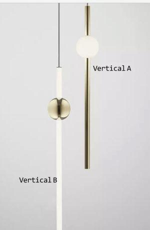 Дизайнерски LED полилей