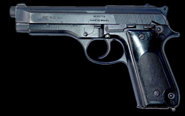 IEFTIN SI PUTERNIC!! Pistol Taurus airsoft Bereta (editia Sport) CO2