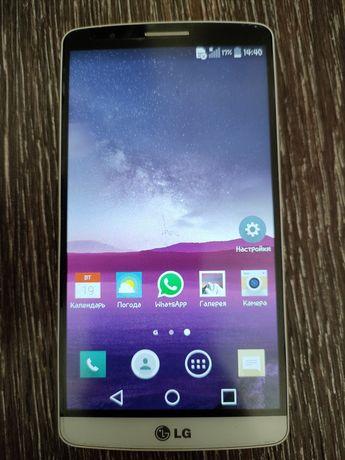 Смартфон LG G-3 В отличном состоянии.
