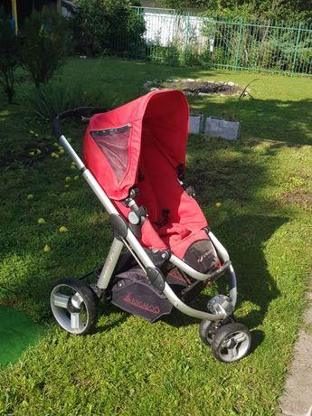 Бебешка количка Cangaroo Еxсess - червен цвят!