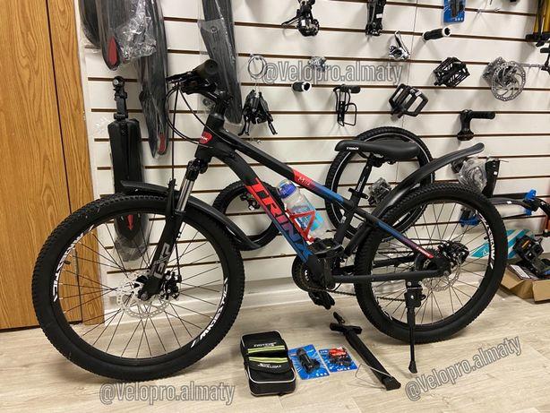 Велосипед TRINX m114. 24 колесо Алюминиевый Оригинал Велик
