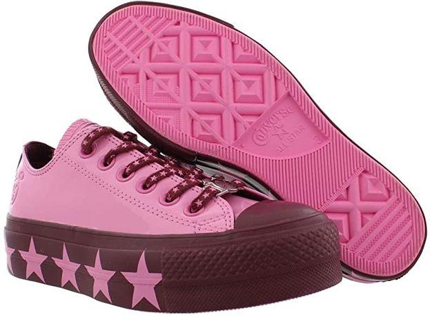 Pantofi -Chuck Taylor All Star Miley Cyrus Lift