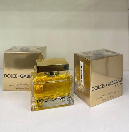 Dolce & Gabbana The One EDP 75мл