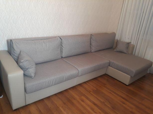 Продам диван с любым поворотом угла, Белорусская мебель.
