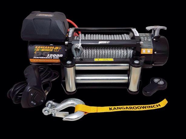 Troliu K 12000 PS (Performance Series) 5443 kg.KANGAROOWINCH - NOU