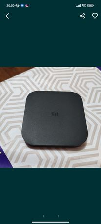 Xiaomi box tv: отличном состоянии