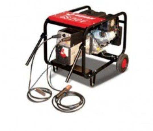 Inchiriez generator cu aparat de sudura