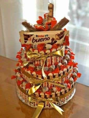 Torturi si Cadouri din dulciuri