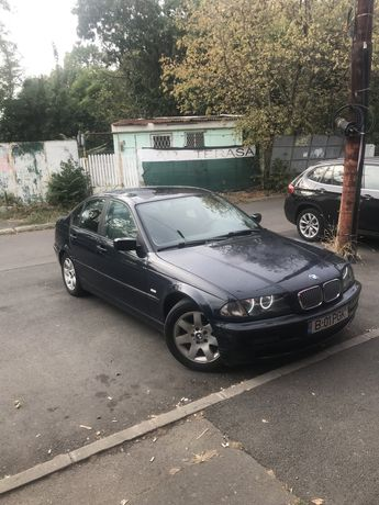 BMW Seria 3 318i e46Schimb cu dubă vito