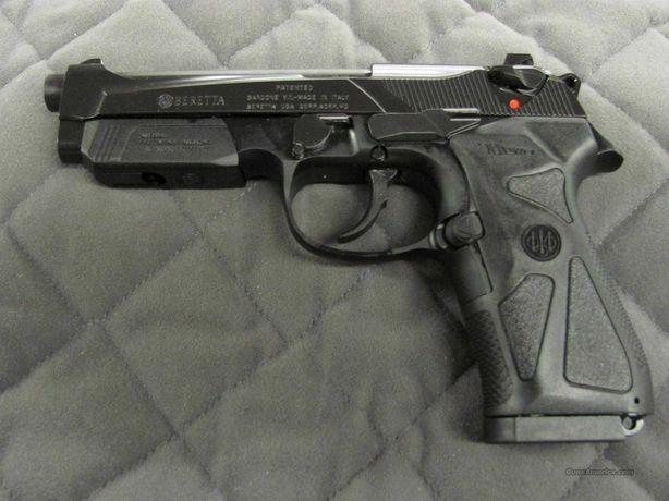 Pistol Airsoft Model NOU! Upgrade 4j Beretta90TWO Co2
