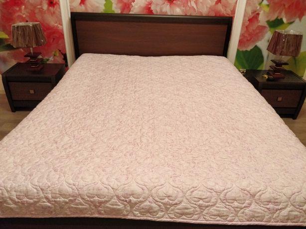 Двуспальное теплое одеяло, 212х204 см.
