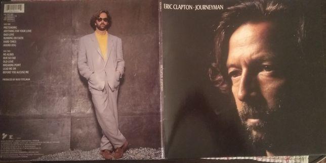 Пластинка Eric Clapton – Journeyman
