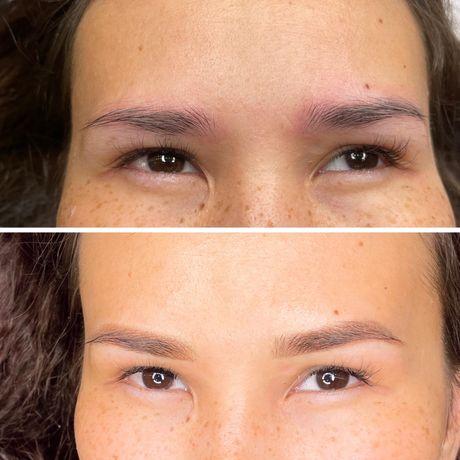 Перманентный макияж 3-х зон . Удаление старого татуажа. Скидка 20%