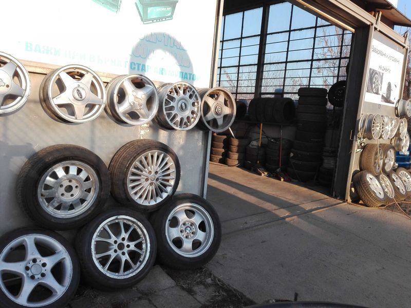 Джанти и гуми нови и втора употреба гр. София - image 1