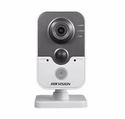 IP камера Hikvision 4MP для дома и офиса
