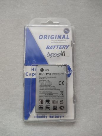 Батарея для смартфона LG