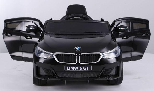 Masinuta electrica Bmw Seria 6 GT 60W 12V STANDARD #Negru