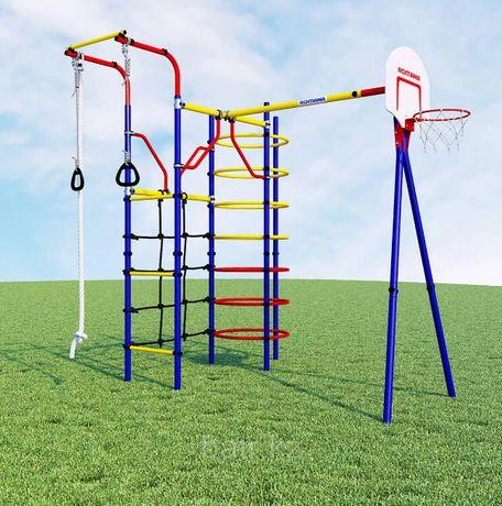 Детский игровой комплекс Избушка Romana