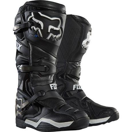 Fox comp 8 фокс 48 размер кросови нови ботуши крос ендуро мото ммото