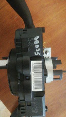 Фиат 2007 Скудо Scudo Jumpy Лентов кабел с модул чистачки фарове